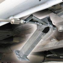 MOCA Plus hubmatic uitdraaisteunen voorzijde Fiat, Peugeot, Citroen 230, 244, X250 en X290 1994 - heden