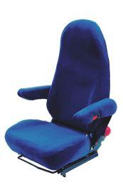 Stoelhoezen set voor Aguti camper stoelen 4A
