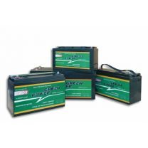 NDS GreenPower Accu AGM 100Ah laag model