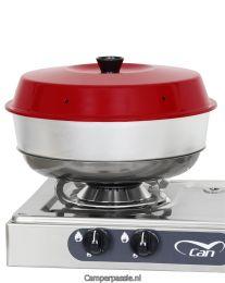 Omnia oven voor op het gasfornuis (Wonderpan)