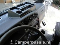 Opbergbak dashboard voor Fiat, Peugeot, Citroen 1994 - 2002