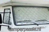 Raamisolatie binnenzijde Fiat, Peugeot, Citroen 1990 - 1994