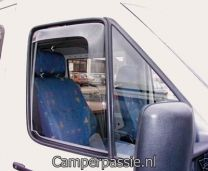 Raamspoiler set Fiat, Peugeot, Citroen 1985 - 1990