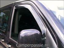 Raamspoiler set Volkswagen Caddy na 2004