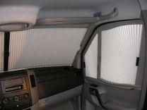 Remifront 3 verduisteringsysteem Mercedes Sprinter 2006 - 2018 en VW Crafter zijdelen