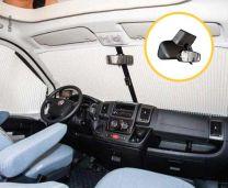 Remifront 4 verduisteringsysteem Fiat, Peugeot, Citroen 2014 - heden voorzijde met sensor