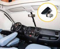 Remifront 4 verduisteringsysteem Fiat, Peugeot, Citroen 2019 - heden voorzijde met sensor