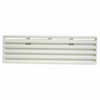 Winterafdekking voor Thetford koelkast 43,5 x 13cm wit