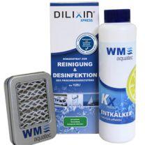 Aquatec Hygiene Trio voor veilig drinkwater voor 120 Liter tanks
