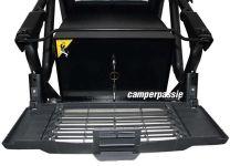 Safe voor onder voorstoel XL Fiat, Peugeot, Citroen 2006 - heden (X250, X290)