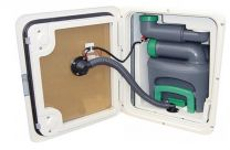 SOG set deurvariant voor Thetford C400 type D wit