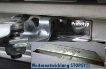 Stopsy schuifdeur stop Fiat, Peugeot, Citroen 2006 - heden