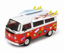 Camper speelmodel Surfer Van model 2016 1:14