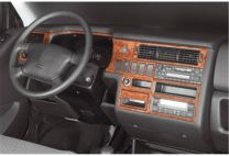 Hout inleg dashboard voor Volkswagen Transporter T4 1998 - 2003