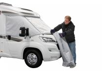 Luxe raamisolatie Hindermann Thermo Lux MB Sprinter en VW Crafter 2006 - 2017