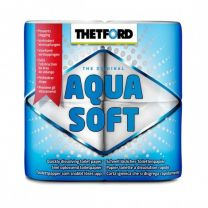 Thetford Aqua Soft Toiletpapier 4 Rollen