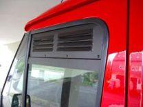 Ventilatierooster set Ford transit 2000 - 2014
