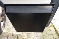 Camper kluis staal voor passagiersportier Fiat, Citroën, Peugeot 2020 - heden X290