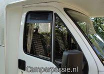 Ventilatierooster set Fiat, Peugeot, Citroen 2006 - heden