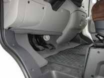 Isolatie voetenruimte Volkswagen Crafter Automaat tot 2016