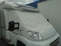 Raamisolatie Sun cover Iveco daily 2000 - 2006