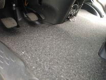 Isolatie vloerplaat voor Iveco modeljaar 1999 - 2006