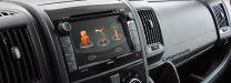 Zenec Z-E3726 navigatie +DAB tuner voor Fiat, Peugeot, Citroen van modeljaar 2006 tot heden