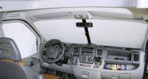 Remifront 4 verduisteringsysteem Fiat, Peugeot, Citroen 2011 - 2014 voorzijde beige