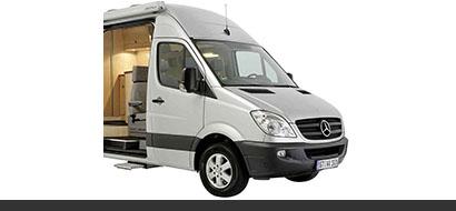 Mercedes camper onderdelen