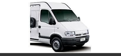 Renault Master camper accessoires