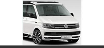 Volkswagen T6 camper onderdelen