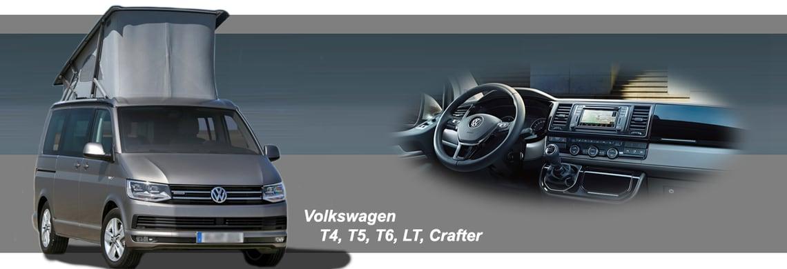 Volkswagen T-modellen