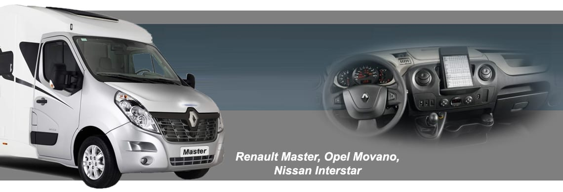Renault Master accessoires